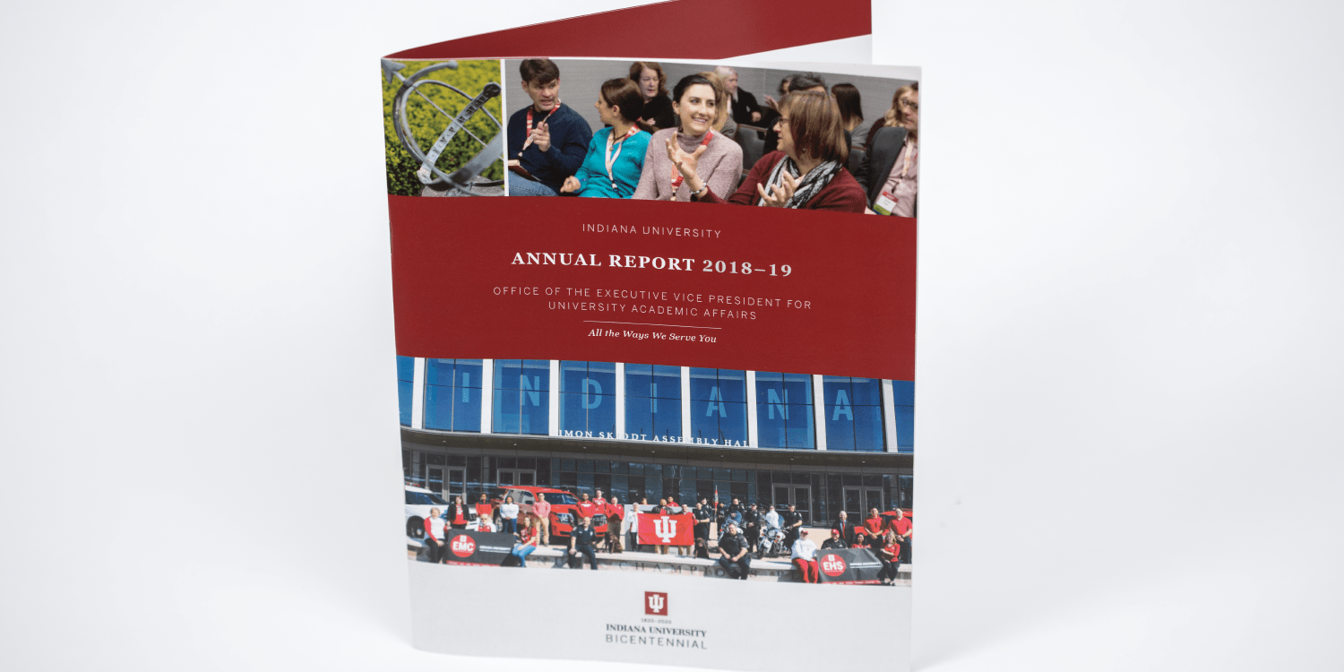 Annual Report for the Office of the Executive Vice President for University Academic Affairs